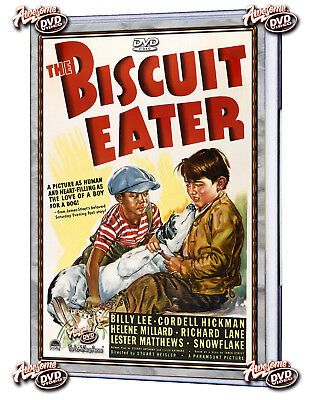 THE BISCUIT EATER 1940 (DVD) BILLY LEE, CORDELL HICKMAN - FREE -
