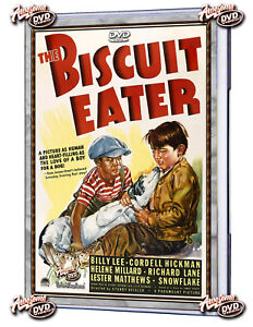 THE BISCUIT EATER 1940 (DVD) BILLY LEE, CORDELL HICKMAN-FREE SHIPPING