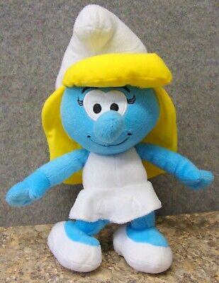 Smurf Girl 15 Inch Plush - Girl Smurf