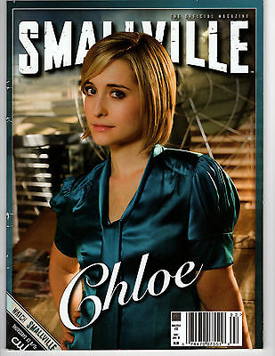 Smallville Official Magazine 32 May/June 2009