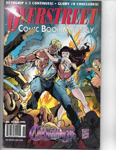 Overstreet Comic Book Monthly  #18