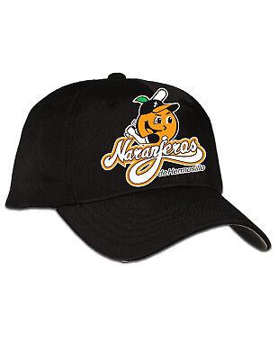 9aacc020ed131 Naranjeros de Hermosillo Baseball color Black Cap Hat