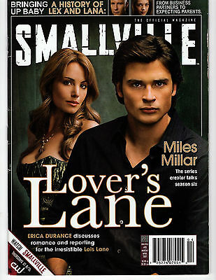 Smallville Official Magazine 19 March/April 2007