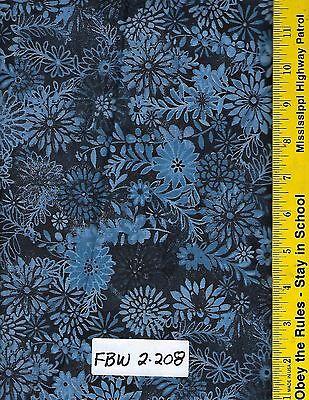 Batik Quilt Backing (FBW 2-208 108