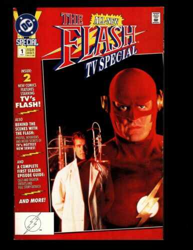 THE ALL-NEW FLASH TV SPECIAL #1 DC COMICS 1991