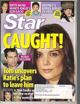 Katie Holmes Star Magazine 4 9 07 Britney Spears Angelina Jolie Kelly Ripa Pc
