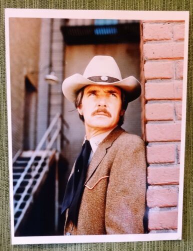 """""""DENNIS WEAVER"""" from his hit TV show McCloud -  TV photo still"""