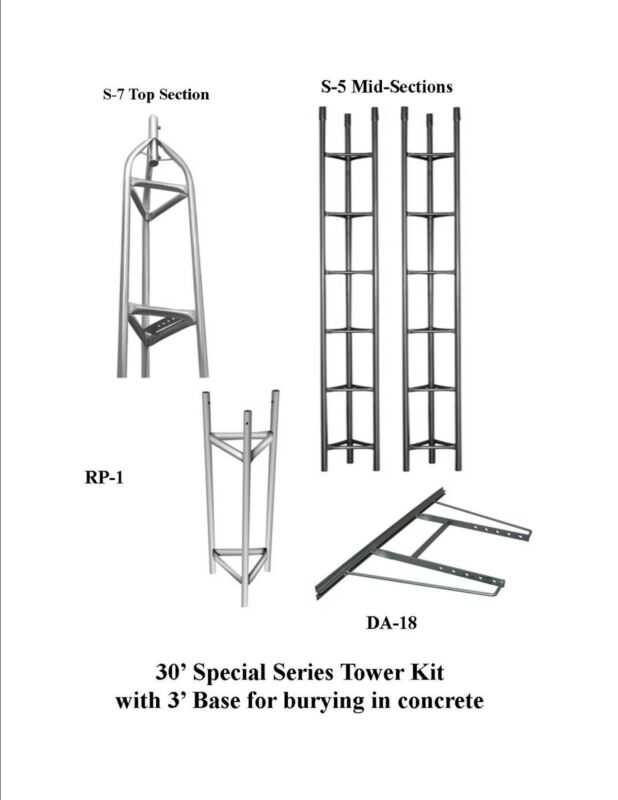 SPECIAL SERIES AMERICAN TOWER **NEW** W/ 3