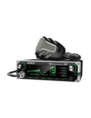 UNIDEN BEARCAT 880 CB RADIO PRO TUNED, ALIGNED, PEAKED AND T