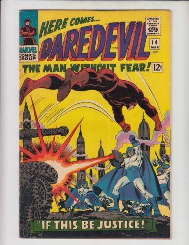 DAREDEVIL #14 VF