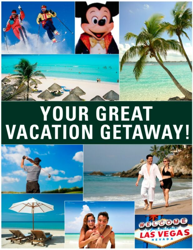 Increase Sales & Leads Giving Away Vacation & Restaurant Certificate Incentives