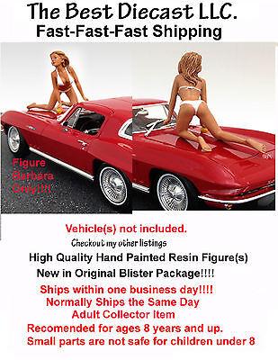 Barbara American Diorama 1:18 Figure For diecast Displays &  Dioramas