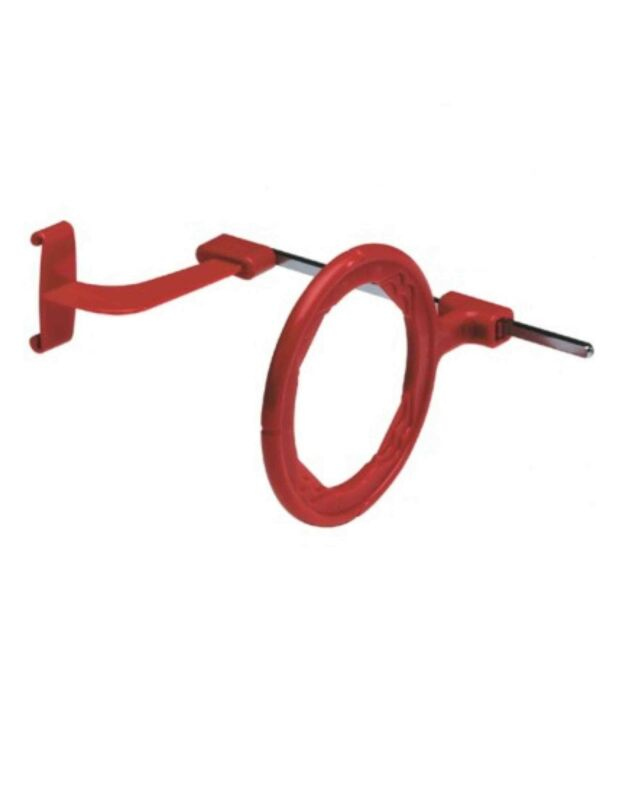 Complete Bitewing X-ray Aiming Ring Color Coded Rinn XCP Style Red Positioning