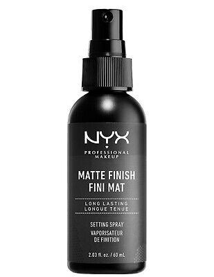 NYX Setting Spray, Matte Finish, 2.03 -