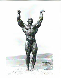 bodybuilder SERGIO OLIVA Mr Olympia