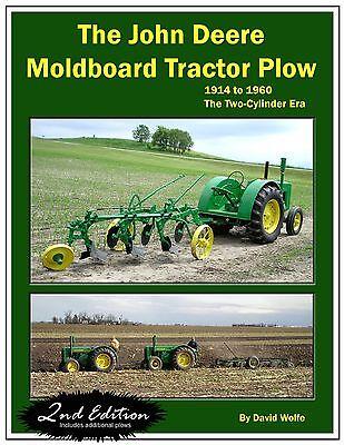 The John Deere Moldboard Tractor Plow