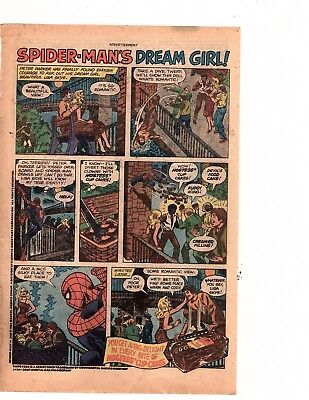 Hostess cupcakes  spider-man   dream girl    Comic Print Ad