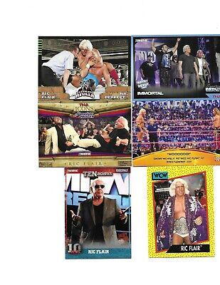 Verzamelkaarten: sport TOPPS WWE FROM UNITED KINGDOM 6 WILLIAM REGAL WRESTLING CARDS A NICE MIX Verzamelingen