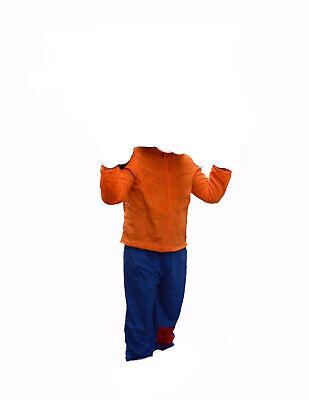 Birthday Suit Halloween Costumes (Goofy Mascot Costume BODY Suit Adult Halloween Birthday Disney Boy Party)