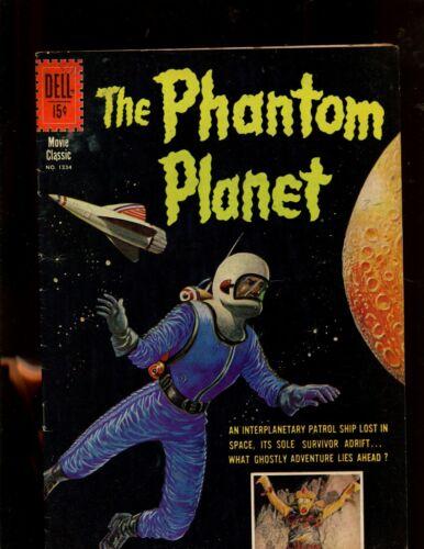 THE PHANTOM PLANET #1234 (6.0) DELL COMICS!