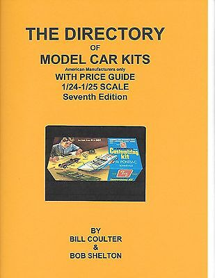 The Directory of Model Car Kits Price Guide New 7th Edition