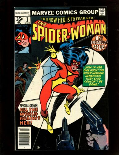 THE SPIDER-WOMAN #1 (9.2)