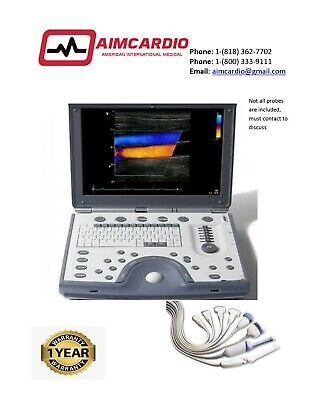 Ge Vivid I Ultrasound Warranty Included Transducers Available