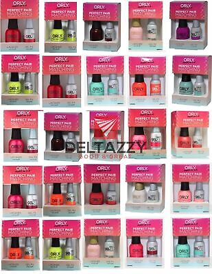 Best selling Orly Perfect Pair Matching Lacquer + Gel FX Duo Kit 3 days