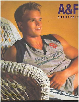 Abercrombie & Fitch Catalog Spring Break 2003 A&F Quarterly Bruce Weber photos for sale  Providence