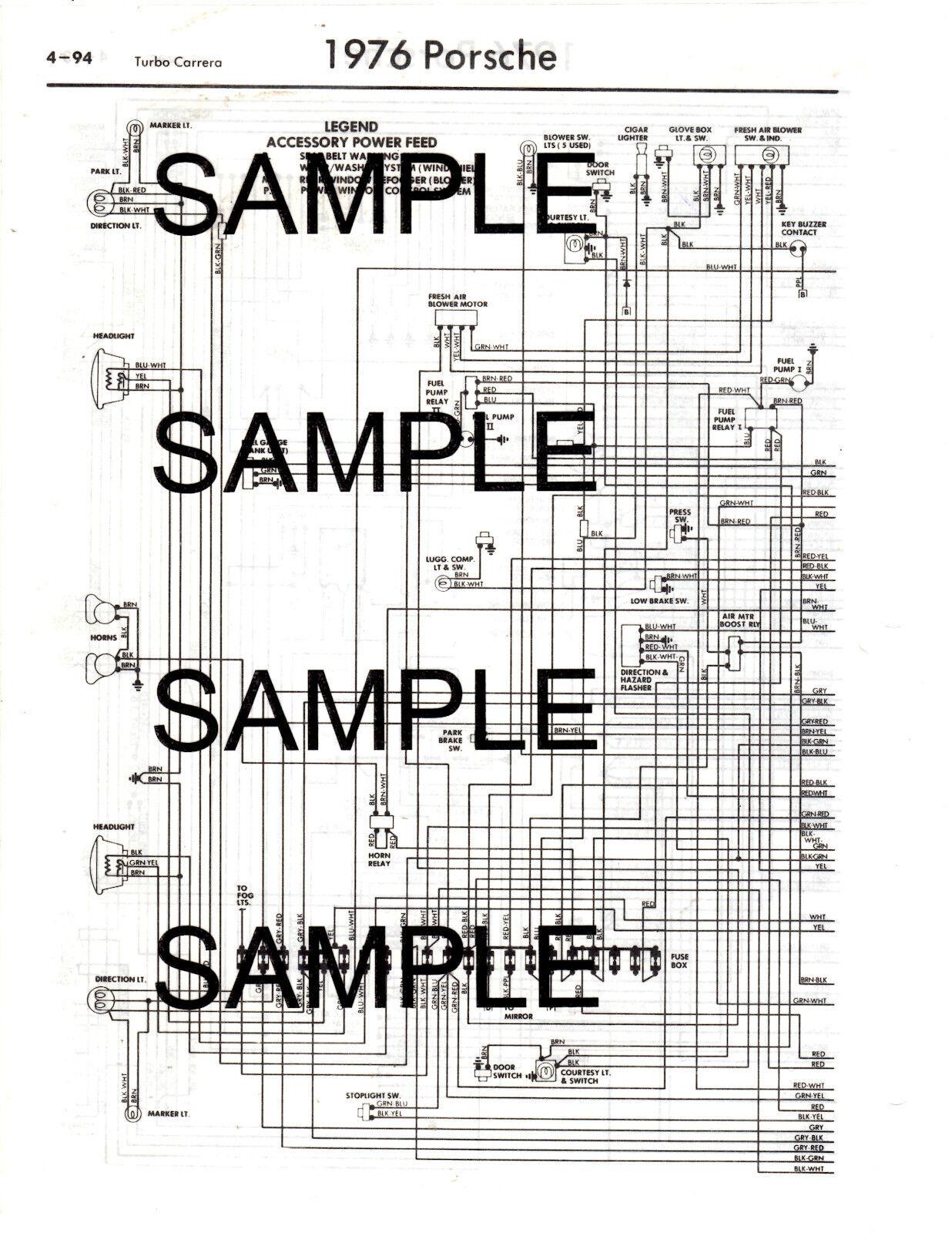 1980 Subaru All Models 80 Wiring Diagram Guide Chart 80bk 1299 1990 1 Of 2free Shipping