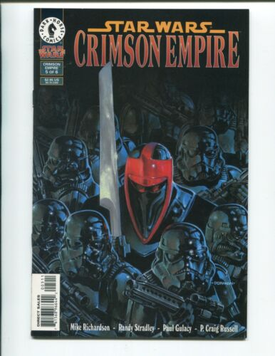 Star Wars Crimson Empire #5 - High Grade Dark Horse Comic