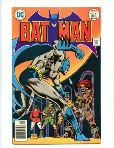 Batman 282 HIGH GRADE VF+ 8.5