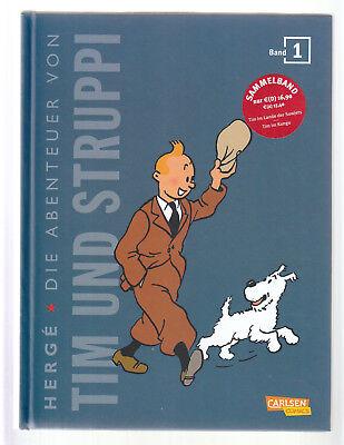 Tim und Struppi Kompaktausgabe zur Auswahl alle 24 Bände in 8 Bücher von Herge