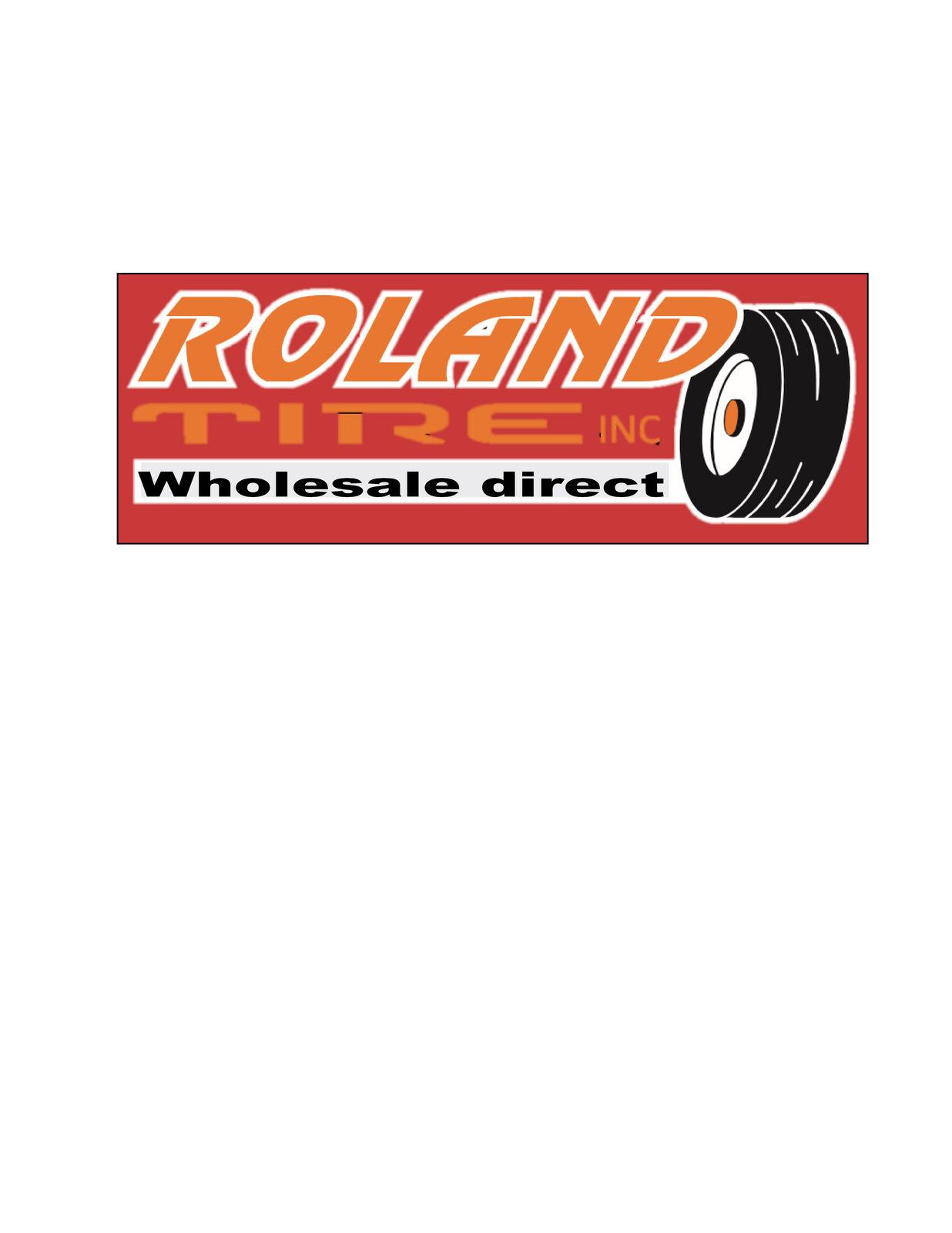 Roland Tire Wholesale direct