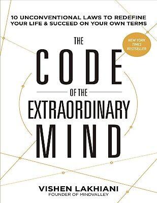 The Code of the Extraordinary Mind - Vishen Lakhiani. (E-B0OK&AUDI0B00K|E-MAILED
