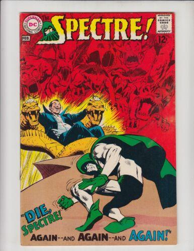 THE SPECTRE #2 FN/VF. NEAL ADAMS ART!!