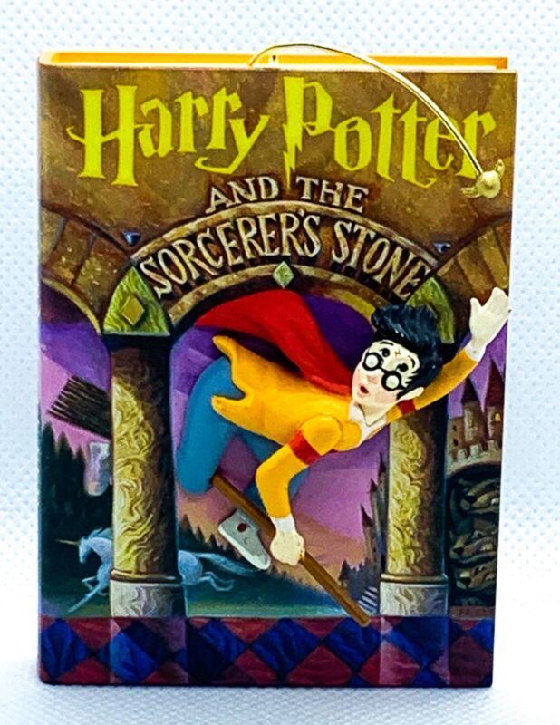 Hallmark Harry Potter And The Sorcerer's Stone 20th Anniversary 2018 *NO BOX*