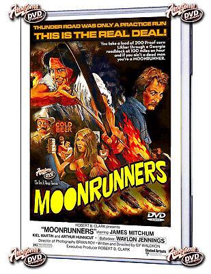 Moonrunners DVD 1975 (The Original Dukes Of Hazzard Movie)