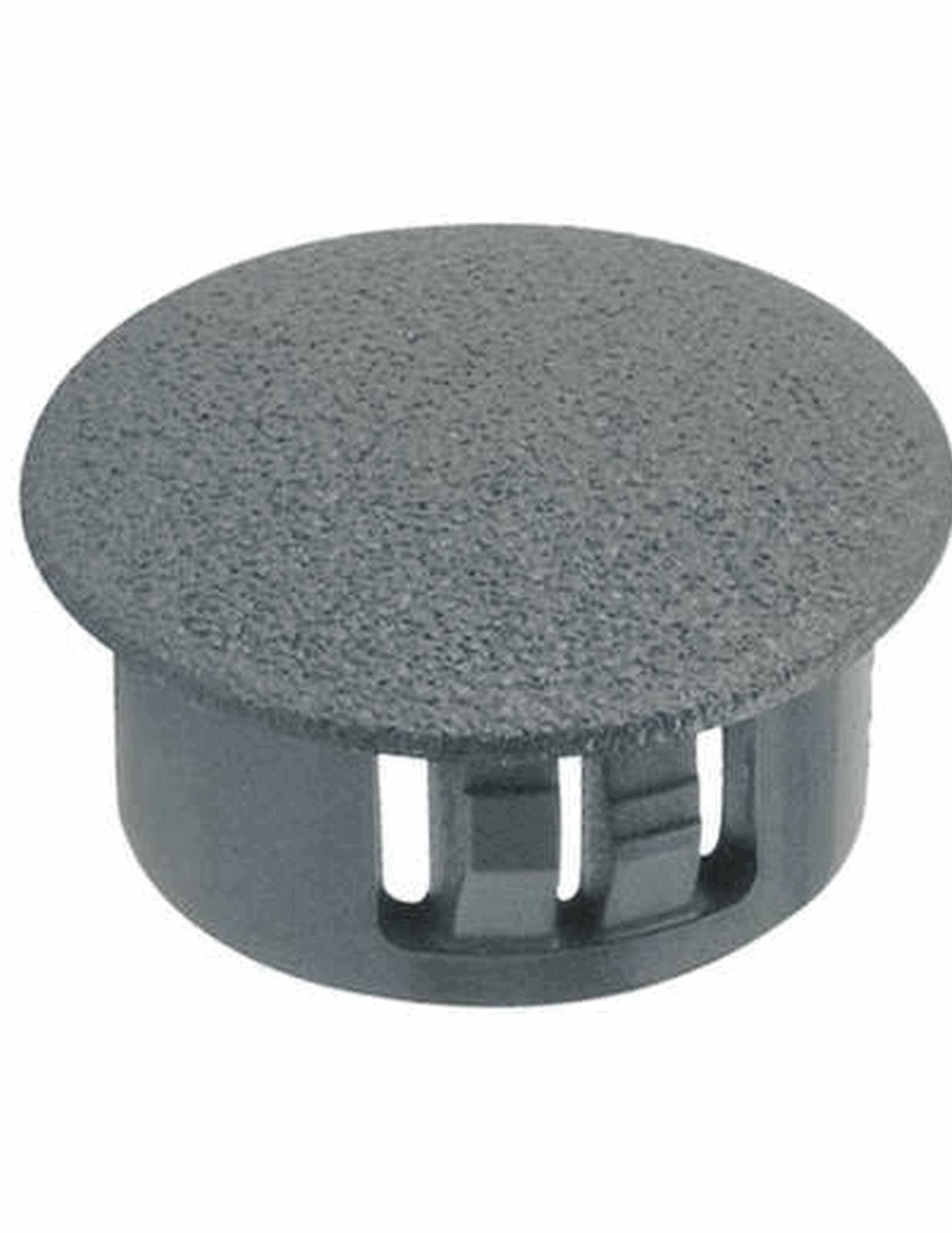 "1 1//4/"" Nylon Panel Plugs Dome Plugs Locking Plug Black"