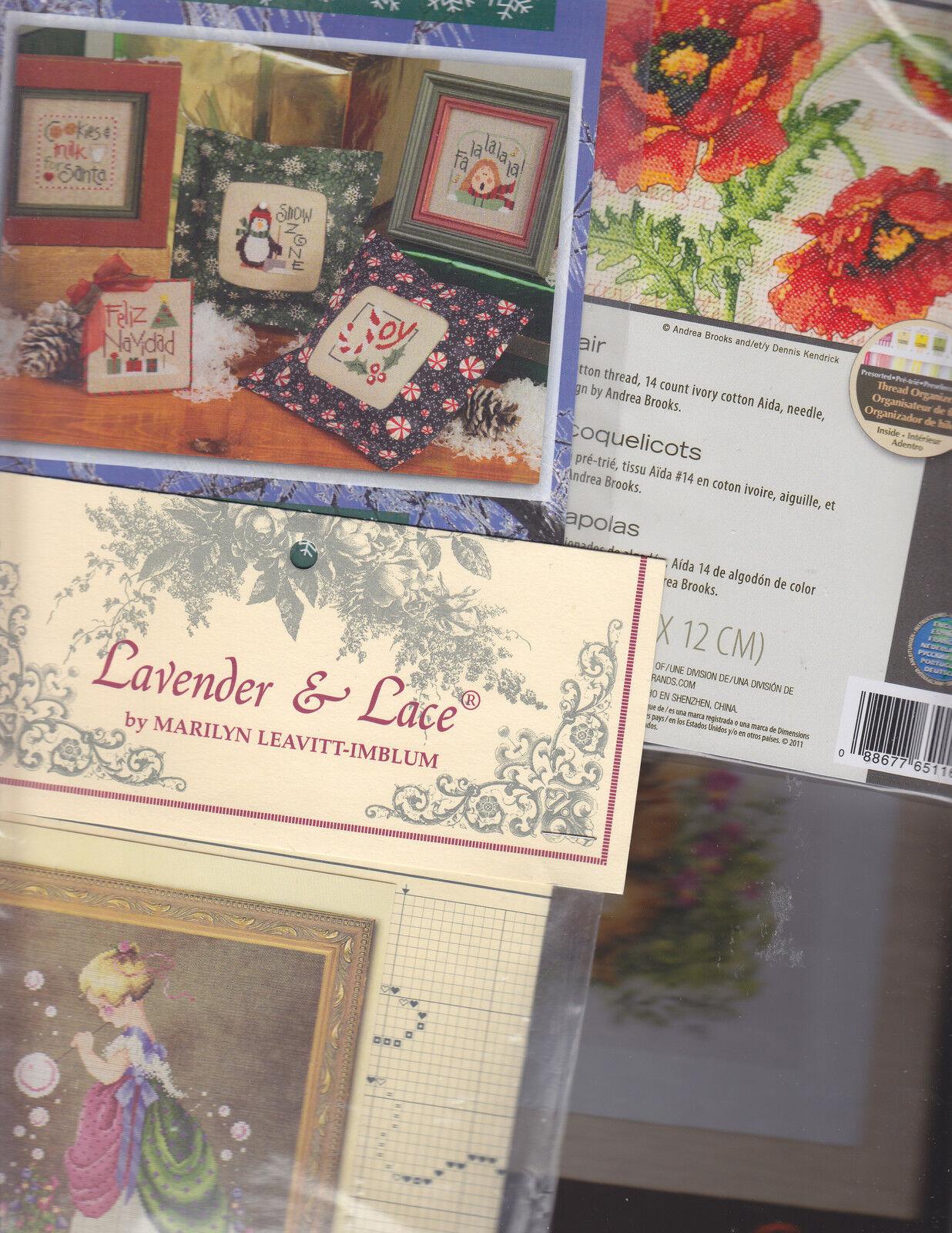 Cross Stitch and Needle Arts