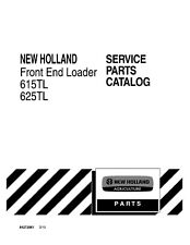NEW HOLLAND 615TL 625TL Front End Loader TRACTOR PARTS
