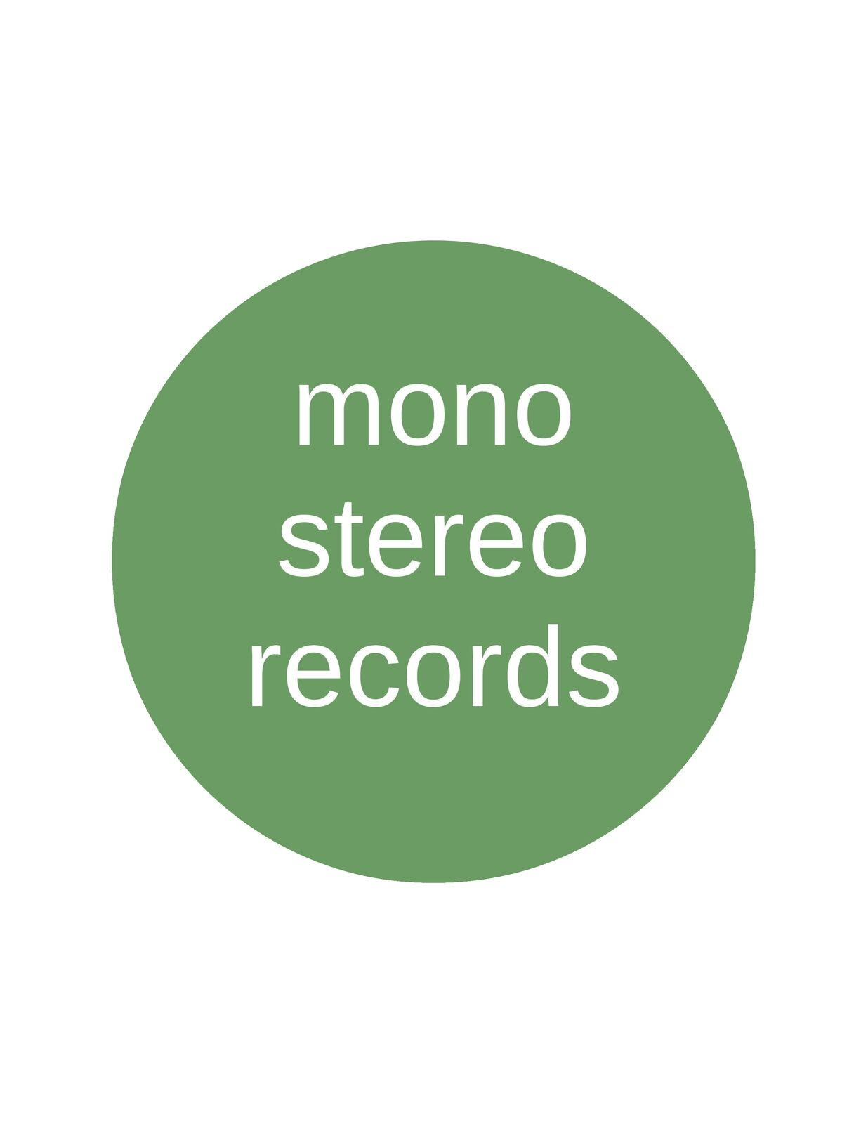 Mono-Stereo Records