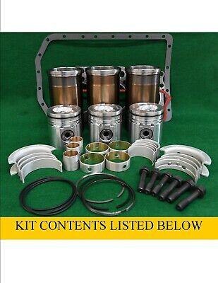 Rp278 Inframe 152 Early Engine Overhaul Kit For John Deere 310 820 920 1020