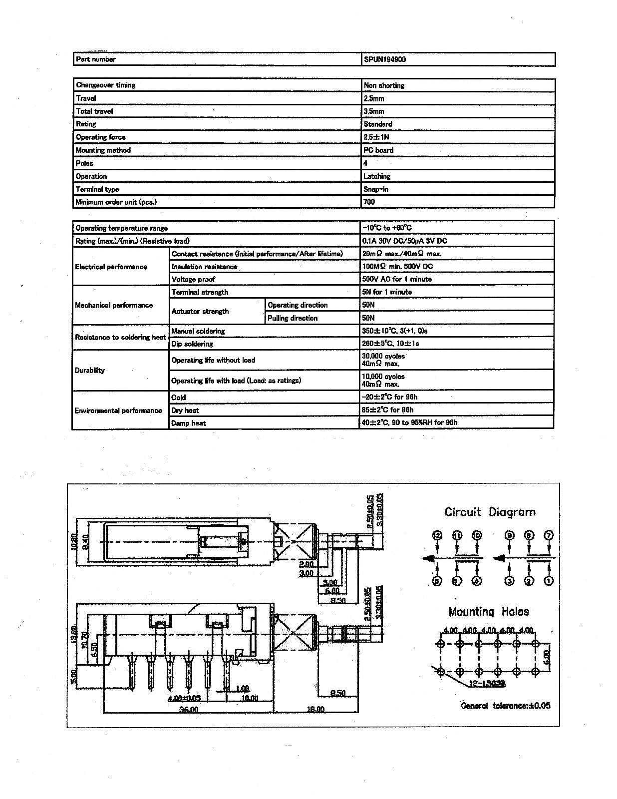 Push Button Switch Repair Kit For Pioneer Rg 2 9 Processor Together With Wiring Diagram On 4 Of 5