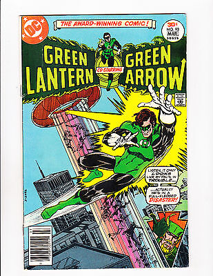 Green Lantern  93   1977 Vg     War Against The World Builders