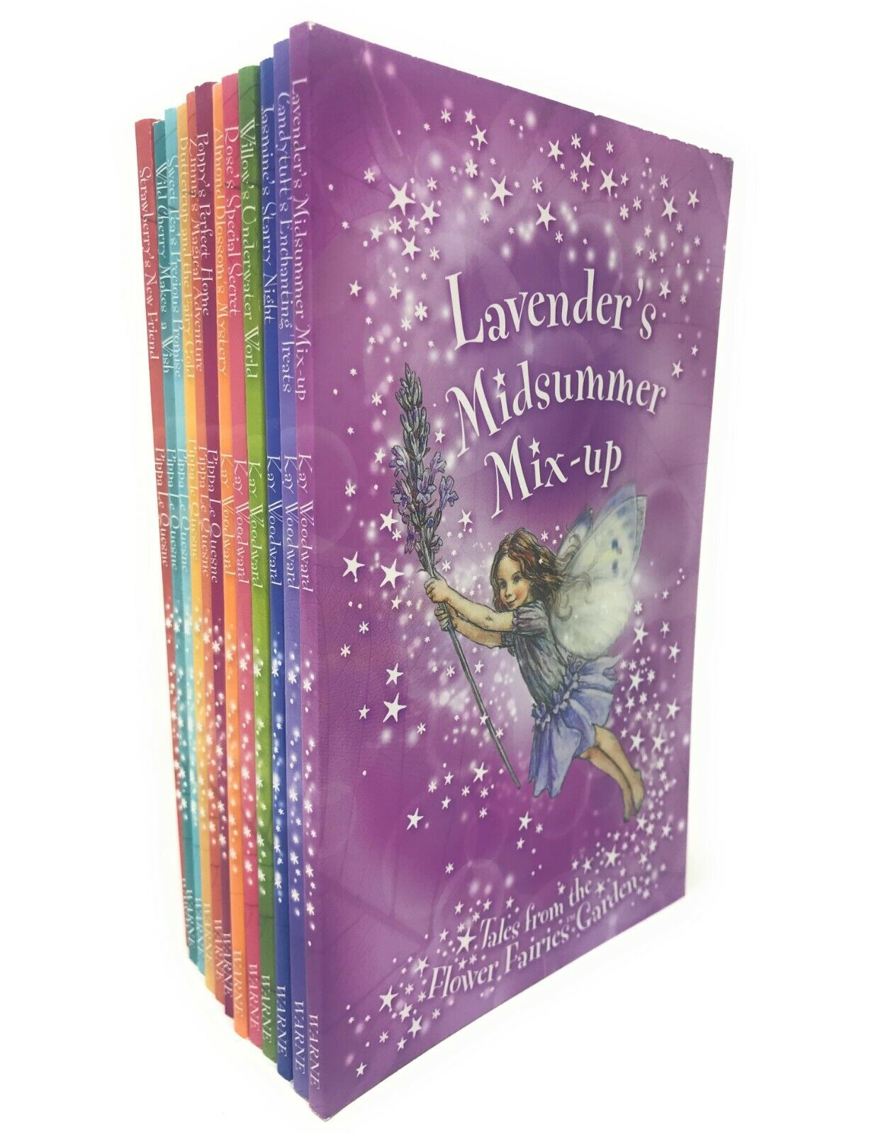details about kay woodward the flower fairies secret stories 12 books  collection set new pack
