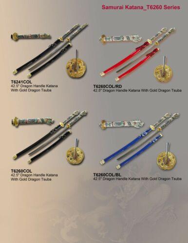 "43"" Highlander MacLeod Duncan Carbon Steel Katana Samurai Sword Cosplay Blade"