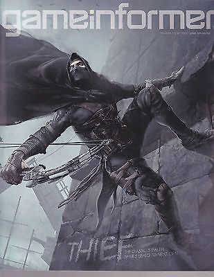 GameInformer Issue 240 April 2013 -- Thief, PS4, Lego, Transformers, Ophir Lupu