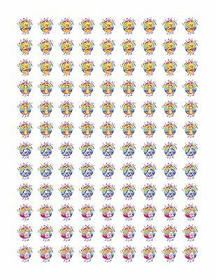 216 Winnie the Pooh Baby Shower Stickers Hershey kiss Labels Party Favors .75in  - Winnie The Pooh Party