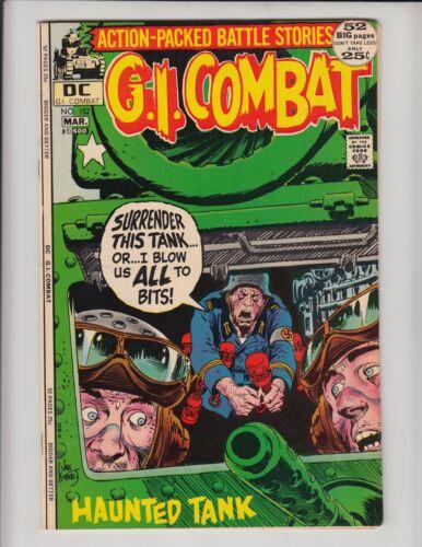 G.I. COMBAT #152 FN